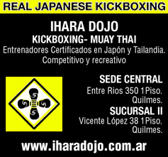 IHARA DOJO - REAL JAPANESE KICKBOXING