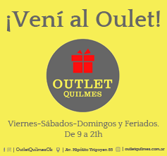 OUTLET QUILMES